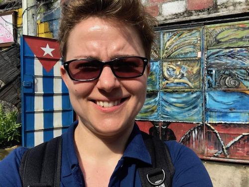 Kasia Bialek Cuba January 2018